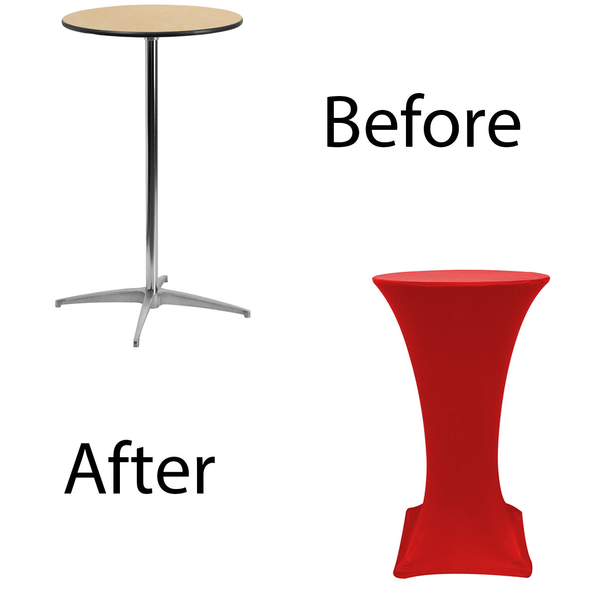 24-inch-highboy-cocktail-spandex-table-covers-red-before-after.jpg
