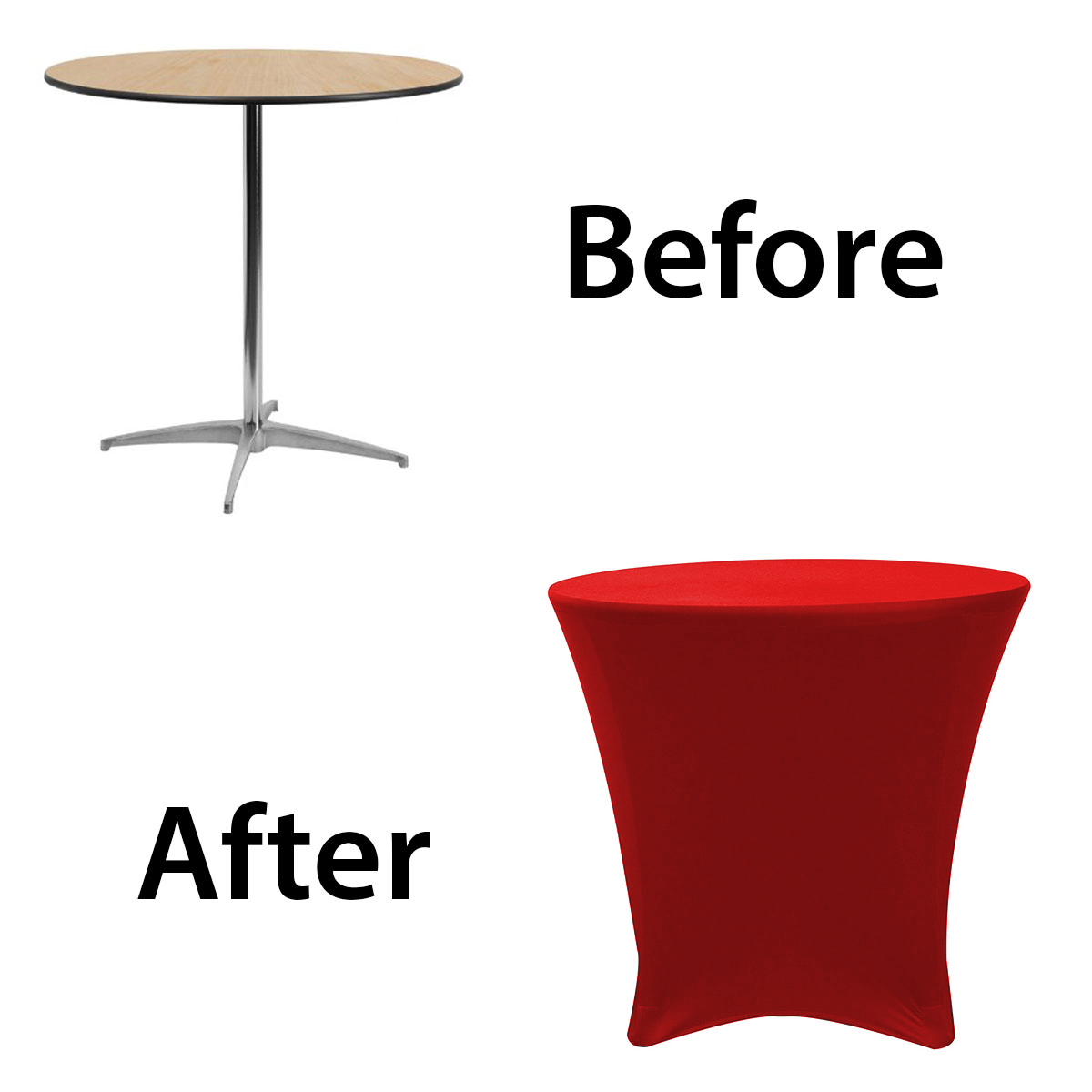 30-30-inch-lowboy-cocktail-spandex-table-covers-red-before-after.jpg