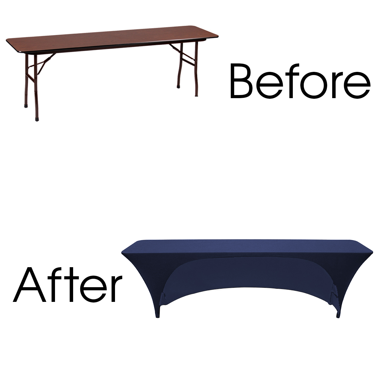stretch-spandex-8ft-18-inches-open-back-rectangular-table-covers-navy-before-after.jpg
