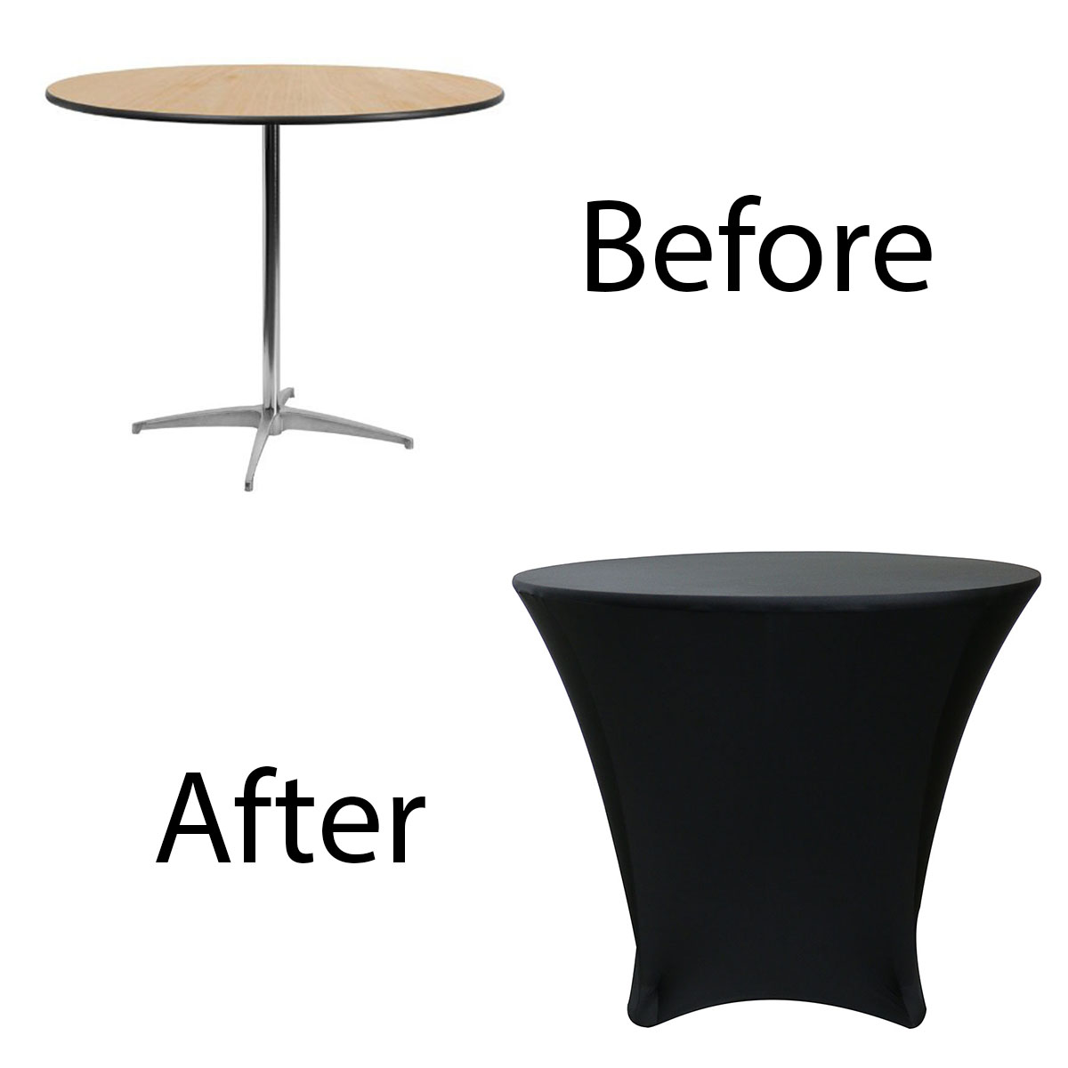 36-30-inch-lowboy-cocktail-spandex-table-covers-black-before-after.jpg